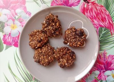 Ciastka kakaowe | przepis - Paula Dowlasz