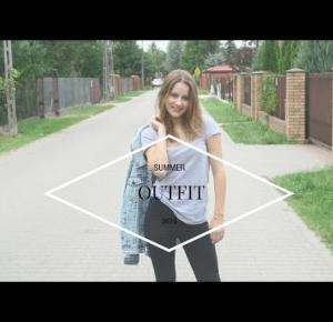 CASUAL OUTFIT | OOTD | SUMMER DAY | PAAULASTYLE