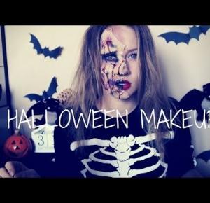 Straszak | tutorial na Halloween |PaaulaStyle
