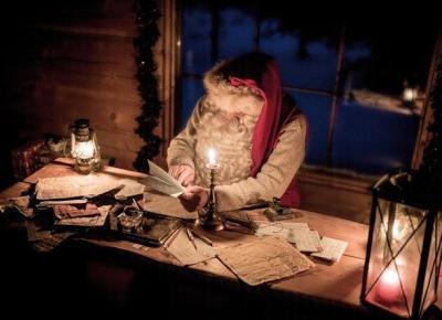Myfantasyandme: Blogmas #4 Skąd się wziął Mikołaj, dlaczego Laponia to miejsce świętego