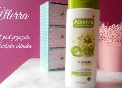 Myfantasyandme: Alterra - czyli tani żel pod prysznic, odpowiedni dla wegan, ale czy idealny?