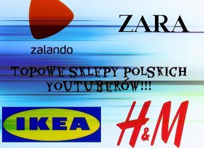 Myfantasyandme: Ikea, H&M i Zalando - czyli topowe sklepy Youtubowych osób, o co w tym chodzi?