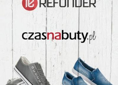 Myfantasyandme: Jak za darmo kupić buty? Czyli Refunder + CzasNaButy!