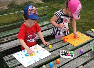Wakacje w domu z dziećmi - nasze plany i sposoby