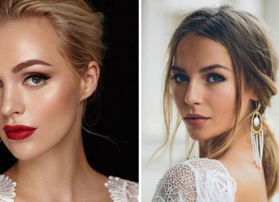 Najładniejsze makijaże na wesele 2020