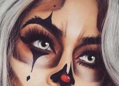 Najlepsze makijaze na halloween !