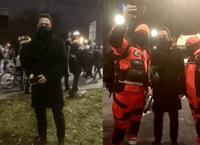 Rafał Trzaskowski lansuje się Strajkiem Kobiet zamiast zająć się awariami w mieście
