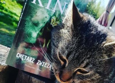 CMĘTARZ ZWIEŻĄT, Stephen King [Recenzja] – RADOSNA GRAFOMANIA