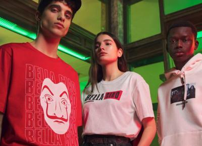 Gdzie kupić ubrania z La casa de papel? Pełna lista sklepów!