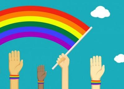 5 SPOSOBÓW NA POMOC OSOBOM LGBTQ+ W TWOJEJ SZKOLE