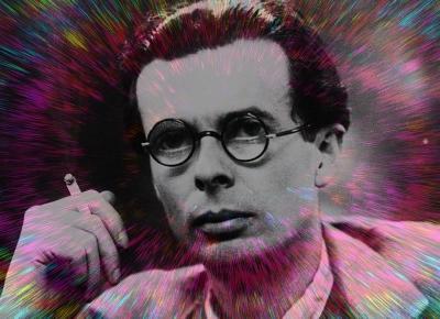 Jak wynalazca LSD spotkał się z Aldousem Huxleyem   VICE   Polska