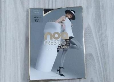 Prezentacja Rajstop firmy Knittex Noq Prestige 100 Den ⋆ Rajstopowy Blog