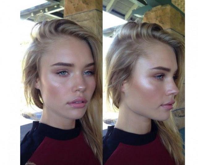 Dorota Rasberrrt: Uroda : Strobing - nowy, gorący trend w makijażu