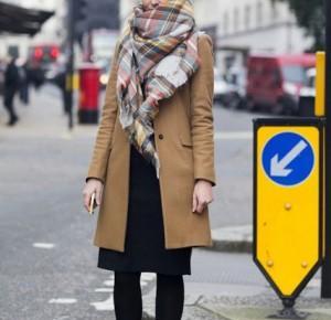 Dorota Rasberrrt: MODA : Spódnice zimą - Zobacz jak noszą je w zimne dni największe fashionistki!