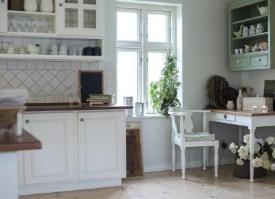 JAK URZĄDZIĆ KUCHNIĘ Z OKNEM? Kuchnia z oknem. - LuxDecori.pl
