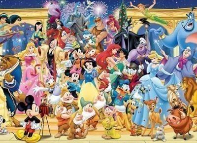 8 najlepszych piosenek z bajek Disneya