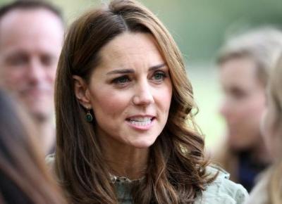 Księżna Kate płacze przez Meghan?