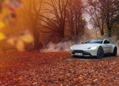 Testujemy Astona Martina Vantage'a