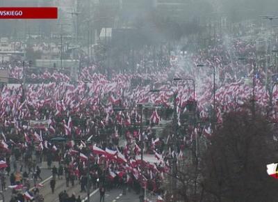 Jak wyglądała Warszawa 100 lat temu?