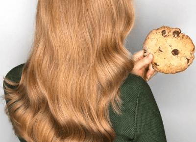 Chocolate Chip Cookie- nowa smakowita fryzura!