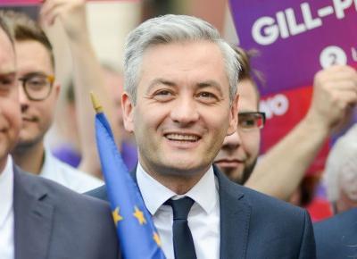 Krótki przewodnik przedwyborczy-Robert Biedroń