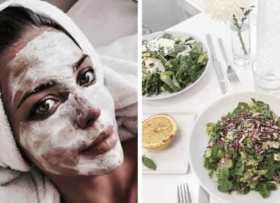 Jedzenie, które ma dobry wpływ na Twoją skórę