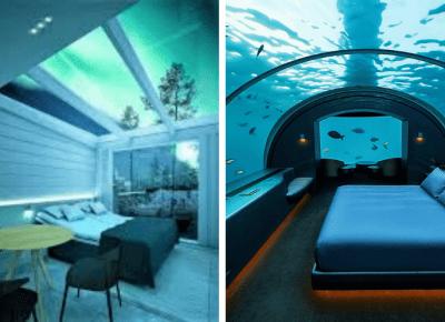 Najbardziej instagramowe hotele świata