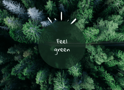 Rosie Gold Tapety - Feel Green
