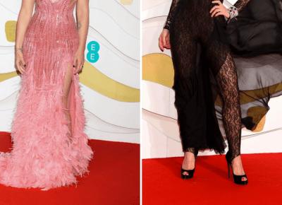 Najpiękniejsze kreacje BAFTA 2020