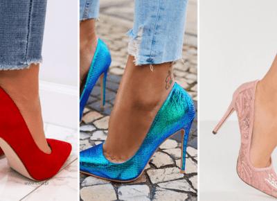 12 najpięknieszych par butów karnawałowych do kupienia w sklepach