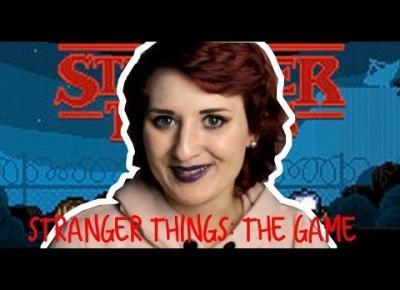 STRANGER THINGS THE GAME  - Nareszcie Piątek! #42