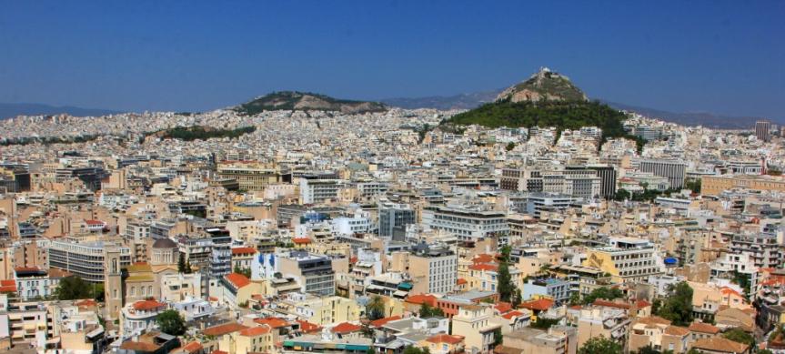 Ateny – tam gdzie starożytność łączy się z nowoczesnością, część I – Wzgórze Likavitos i okolice – Słodkim Szlakiem