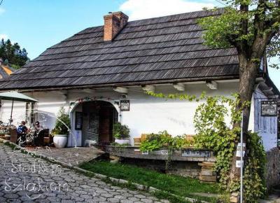 """Lanckorona – małopolskie """"miasto aniołów"""" – Słodkim Szlakiem"""