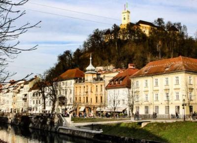 Lublana w 1 dzień – praktyczny przewodnik po najciekawszych atrakcjach – Słodkim Szlakiem