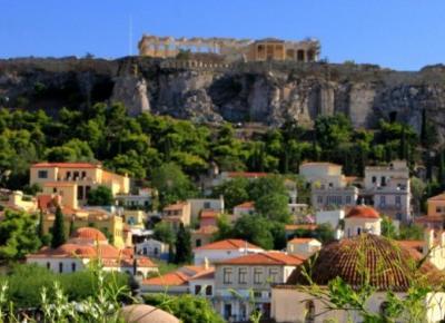 Starożytność z nutą nowoczesności, czyli magicznych Aten, część II – Akropol i okolice – Słodkim Szlakiem