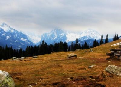 Rusinowa Polana – miejsce z majestatycznym widokiem na Tatry – Słodkim Szlakiem