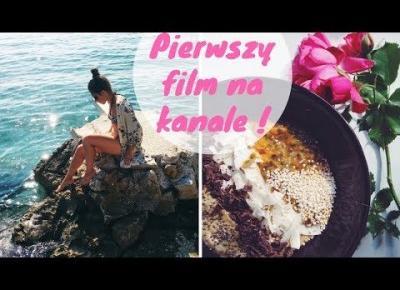 Mój pierwszy film na YouTube