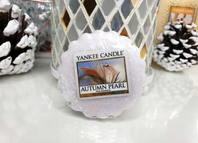 Autumn Pearl Yankee Candle