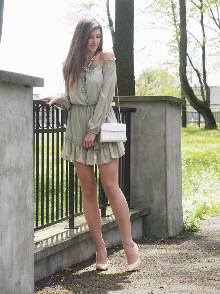sensibles: PRETTY LIGHT GREEN DRESS | DRESSLILY