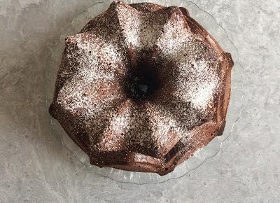 Babka czekoladowa - Emilia Wójcik