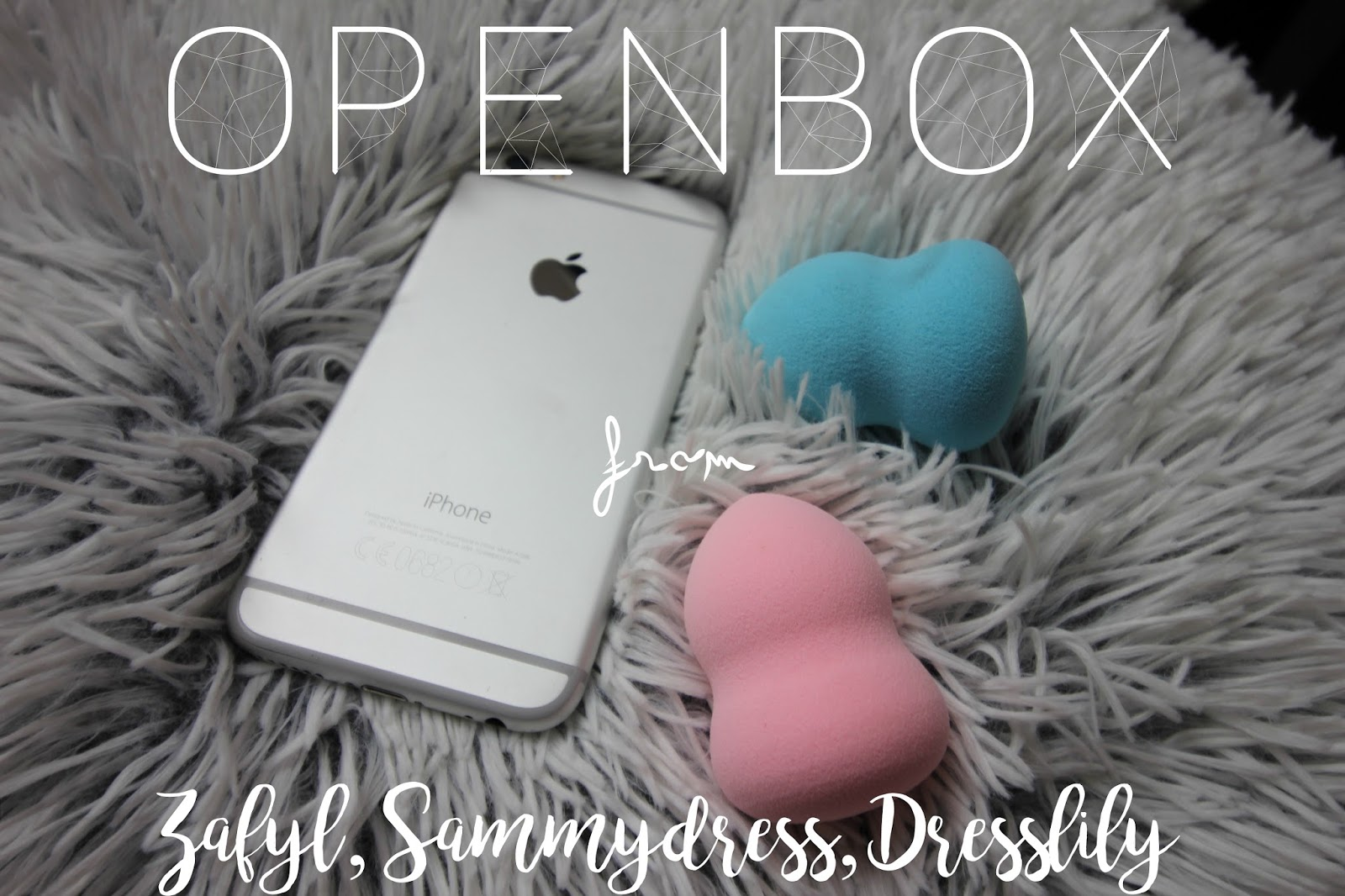 OPENBOX from Zaful, Sammydress, Dresslily - SharpeeE