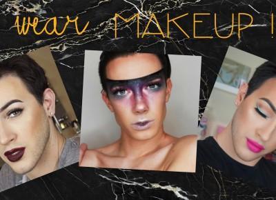 Men wear make up! - SharpeeE