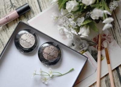 Wredna z wyboru: CO O TYM SĄDZĘ #8 Cienie do powiek od Revers Cosmetics