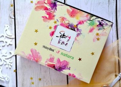 Wredna z wyboru: SHINYBOX SPRING TIME WITH NATURA Zawita?a wiosna. Czy pude?ko Shinybox rozkwit?o?