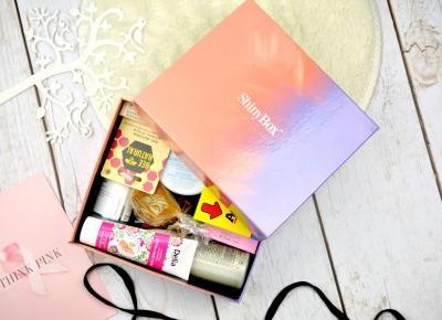 Wredna z wyboru: SHINYBOX THINK PINK - EDYCJA PAŹDZIERNIKOWA To już rok, od kiedy możecie poznać moją opinię o pudełkach