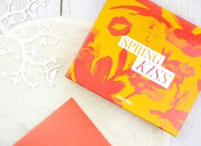Wredna z wyboru: SHINYBOX SPRING KISS Kwietniowa edycja pudełka