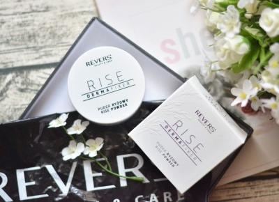 Wredna z wyboru: CO O TYM SĄDZĘ #7 Puder ryżowy Revers Cosmetics