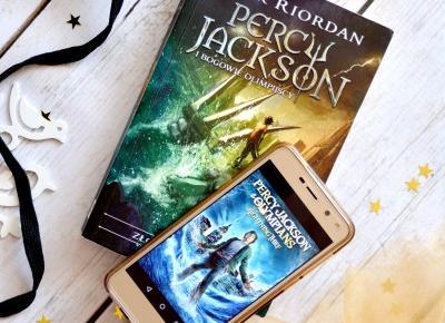 Wredna z wyboru: PERCY JACKSON I BOGOWIE OLIMPIJSCY, TOM PIERWSZYCzyli o tym, ile wspólnego ma ekranizacja z książką.