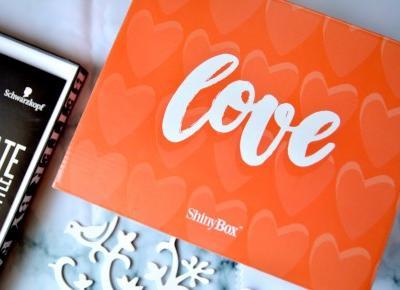 Wredna z wyboru: SHINYBOX LOVE AND CREATE YOUR STYLE Czy więcej znaczy lepiej? Czy pokochałam podwójne pudełko?