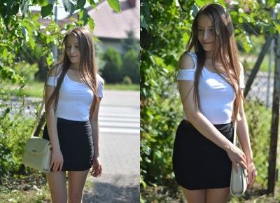 Wredna z wyboru: JEDNA SPÓDNICA, TRZY STYLIZACJE Dziewczęco, na luzie i elegancko